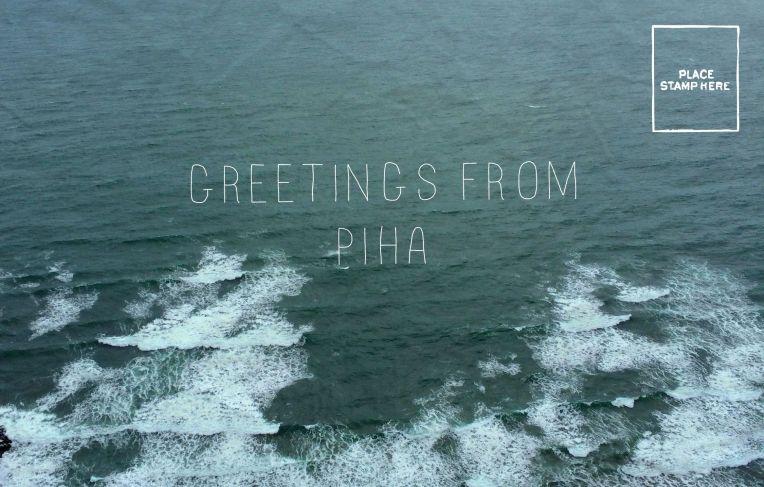 piha-postcard